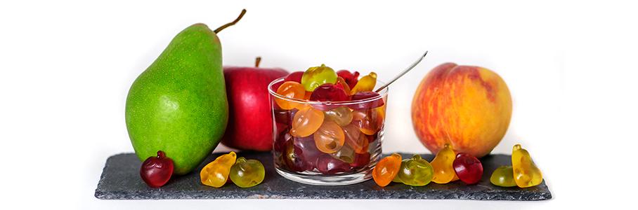 Fruitsnäcks