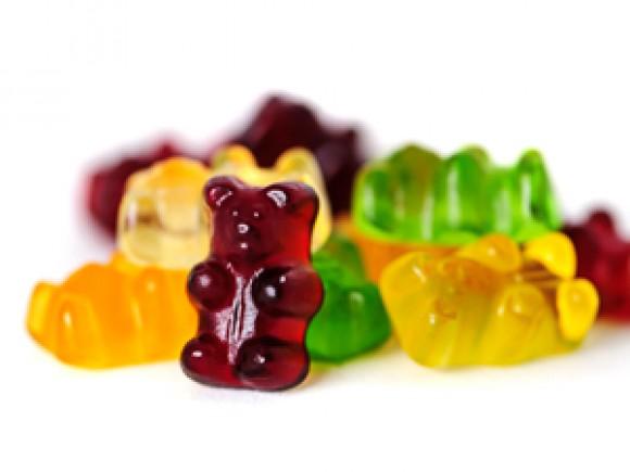 Fruchtsaft-Bären
