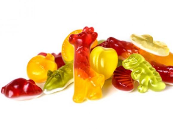 Fruchtsaft-Mischung mit Schaum